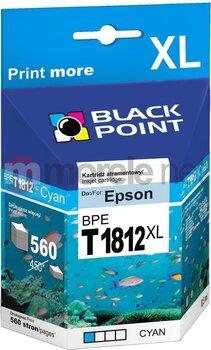 BLACKPOINT BPET1812XL kaina ir informacija | Kasetės rašaliniams spausdintuvams | pigu.lt