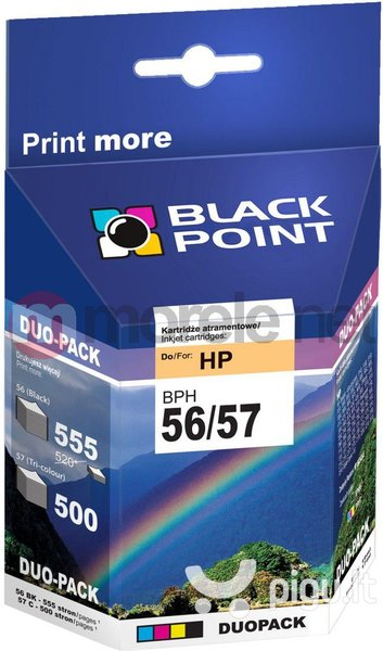 BLACKPOINT BPH56/57