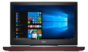 Dell Inspiron 15 7567 i5-7300HQ 8GB 1TB LIN