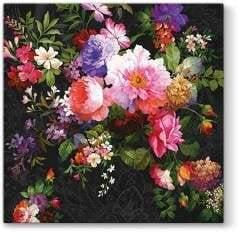 PAW popierinės servetėlės Roses, 20 vnt. kaina ir informacija | PAW popierinės servetėlės Roses, 20 vnt. | pigu.lt