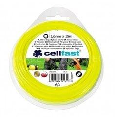"Vejapjovių valas Cellfast (kvadratinis) 1,6""*15 m"