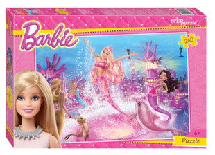 "Dėlionė Step Puzzle 260 ""Barbie"""
