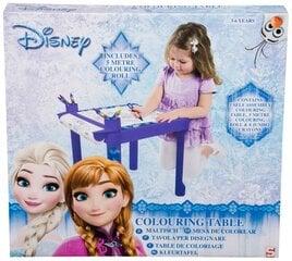 Spalvinimo stalas ir piešimo rinkinys Frozen (Ledo Šalis)