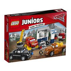 10743 LEGO® Juniors Šerifo autoservisas