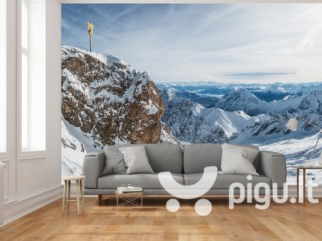 Fototapetai Cūgšpicė, Alpės