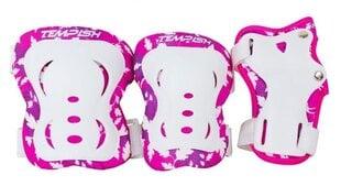 Apsaugų rinkinys Tempish FID Kids, rožinis kaina ir informacija | Apsaugos | pigu.lt