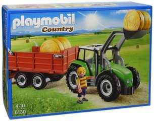 6130 PLAYMOBIL® Country, Traktorius