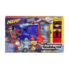 Šautuvas blasteris su paleidikliu Nerf Nitro Flashfury Chaos
