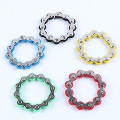 Žongliravimo grandinėlė Fidget Chain - fidget spinner grupės produktas kaina ir informacija | Stalo žaidimai, galvosūkiai | pigu.lt