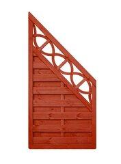 Деревянный забор WERTH-HOLZ 90 x 180 см