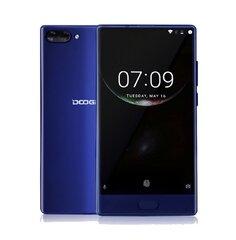 Doogee MIX 6GB / 64 GB, Mėlynas (Aurora Blue) kaina ir informacija | Mobilieji telefonai | pigu.lt