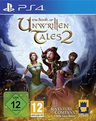 Book of Unwritten Tales 2, PS4