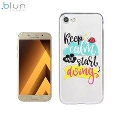 Blun BL-ART-SA520F-KC kaina ir informacija | Telefono dėklai | pigu.lt