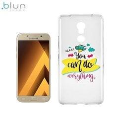 Blun BL-ART-SA520F-YCD kaina ir informacija | Telefono dėklai | pigu.lt