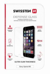 Swissten Tempered Glass skirtas Sony Xperia M5