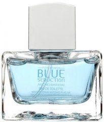 Tualetinis vanduo Antonio Banderas Blue Seduction EDT moterims 80 ml