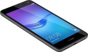 Mobilusis telefonas Huawei Y6 (2017), Dual SIM, pilkas kaina ir informacija | Mobilieji telefonai | pigu.lt