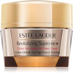 Regeneruojantis veido kremas Estee Lauder Revitalizing Supreme+ Global Anti-Aging Cell Power 30 ml kaina ir informacija | Regeneruojantis veido kremas Estee Lauder Revitalizing Supreme+ Global Anti-Aging Cell Power 30 ml | pigu.lt