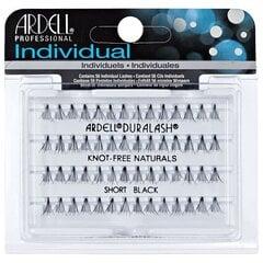 Priklijuojamų blakstienų rinkinys Ardell Individual Knot-Free 56 kuokšteliai kaina ir informacija | Priklijuojamų blakstienų rinkinys Ardell Individual Knot-Free 56 kuokšteliai | pigu.lt