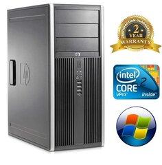 HP 8000 Elite TW E8500 4GB 320GB WIN7Pro kaina ir informacija | Stacionarūs kompiuteriai | pigu.lt