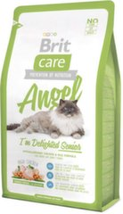Brit Care sausas maistas Cat Angel Senior, 7 kg