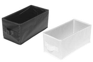 Dėžė daiktams 2 vnt, 14x28x13 cm