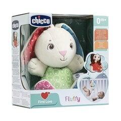 Grojantis pakabinamas žaislas Chicco Fluffy