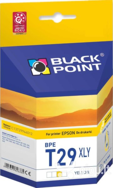 Black Point SGE29BKY