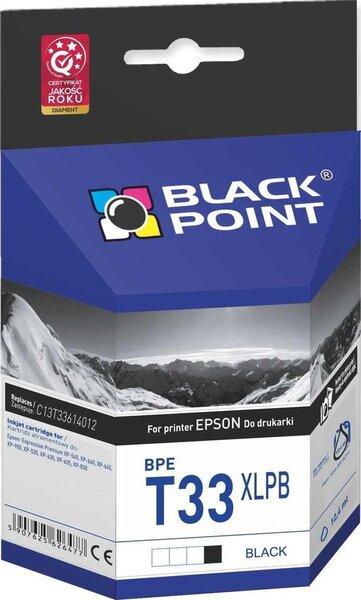 Black Point SGE33BKPB