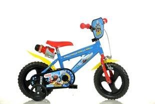 """Prekė su pažeista pakuote. Berniukų dviratukas Dino bikes Thomas&Friends (traukinukas Thomas) 12"""", 412UL-TH"""