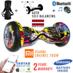"Riedis Visional 10"" Sticker Boom su Bluetooth"