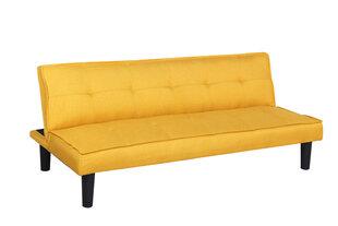 Sofa Mellow, geltona