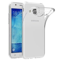 Mocco Ultra Back Case 0.3 mm Silicone Case for Samsung J730 Galaxy J7 (2017) Transparent