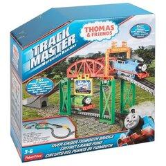 """Thomas & Friends TrackMaster trasa """"Kelias pelkėje/ Tidmuto tiltas"""""""