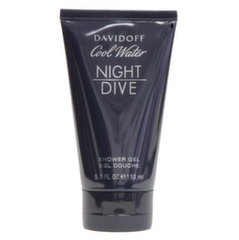 Dušo želė Davidoff Cool Water Night Dive vyrams 150 ml