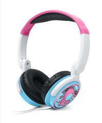 Ausinės su mikrofonu Muse M-180 KDG, rožinės