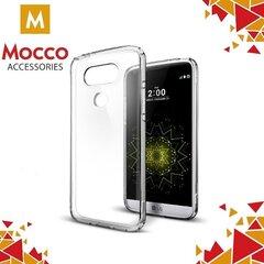 Mocco Ultra Back Case 0.3 mm Silicone Case for LG X220 K5 Transparent kaina ir informacija | Telefono dėklai | pigu.lt