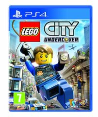 LEGO City Undercover, PS4