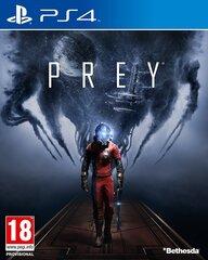 Prey, PS4