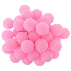 LED girlianda Cotton Balls, 35 LED