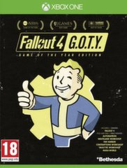 Žaidimas Fallout 4 GOTY, Game of the Year Edition, Xbox One
