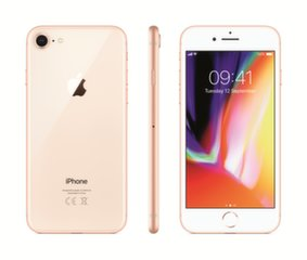 Apple iPhone 8 64GB, Auksinė