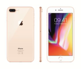 Apple iPhone 8 Plus 64GB, Auksinė