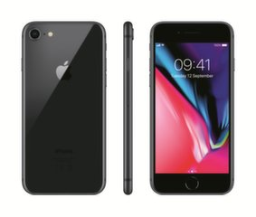 Apple iPhone 8 256GB, Pilka