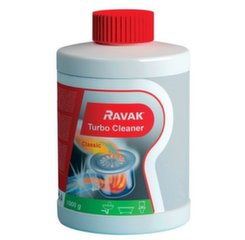 Nuosėdų valiklis Ravak Turbo Cleaner, 1000 g
