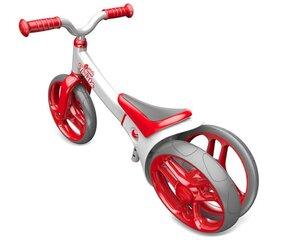 Balansinis dviratis Yvolution YVelo Twista 4L CL 2PK raudonas, 100611