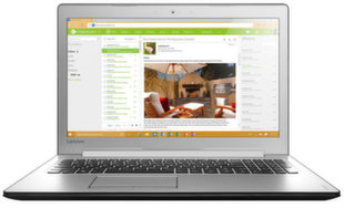 Lenovo IdeaPad 510 (510-15ISKN2/UK)