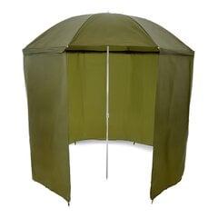 Зонт для рыбалки, защитит от дождя и ветра,165 см