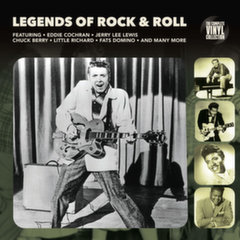 "LP CVC ""Legends Of Rock&Roll"""