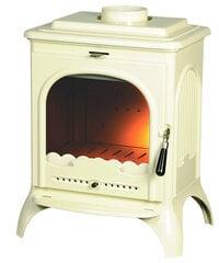 Чугунная печь Invicta Seville 2, цвет эмали слоновой кости цена и информация | Печи | pigu.lt